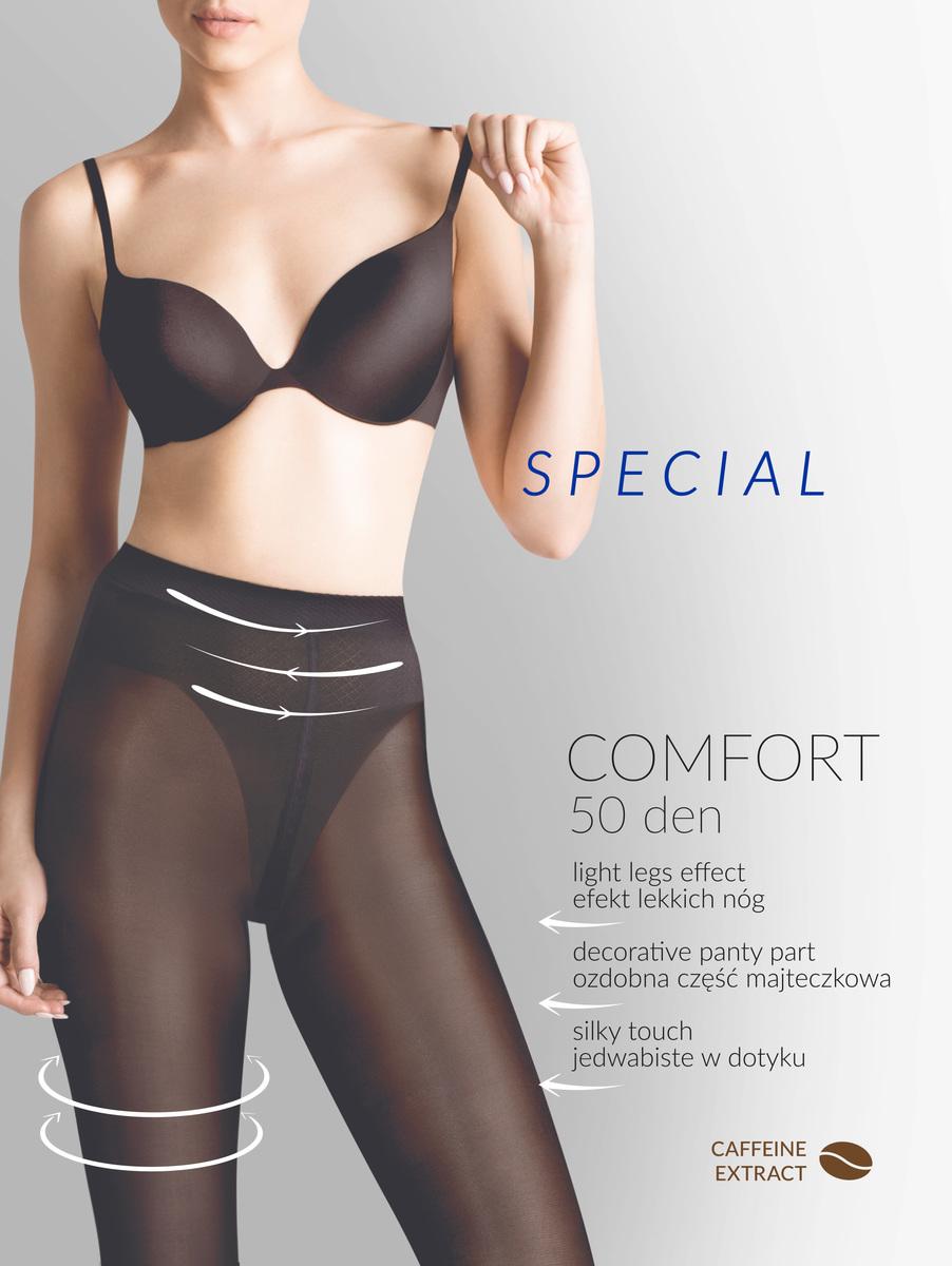 23752d1e631d89 Tights Comfort 50 den - gabriella.pl