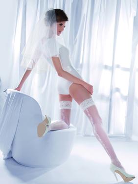 POŃCZOCHY Calze Princessa 08