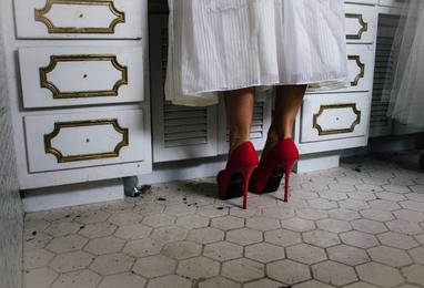 Historia butów na obcasach